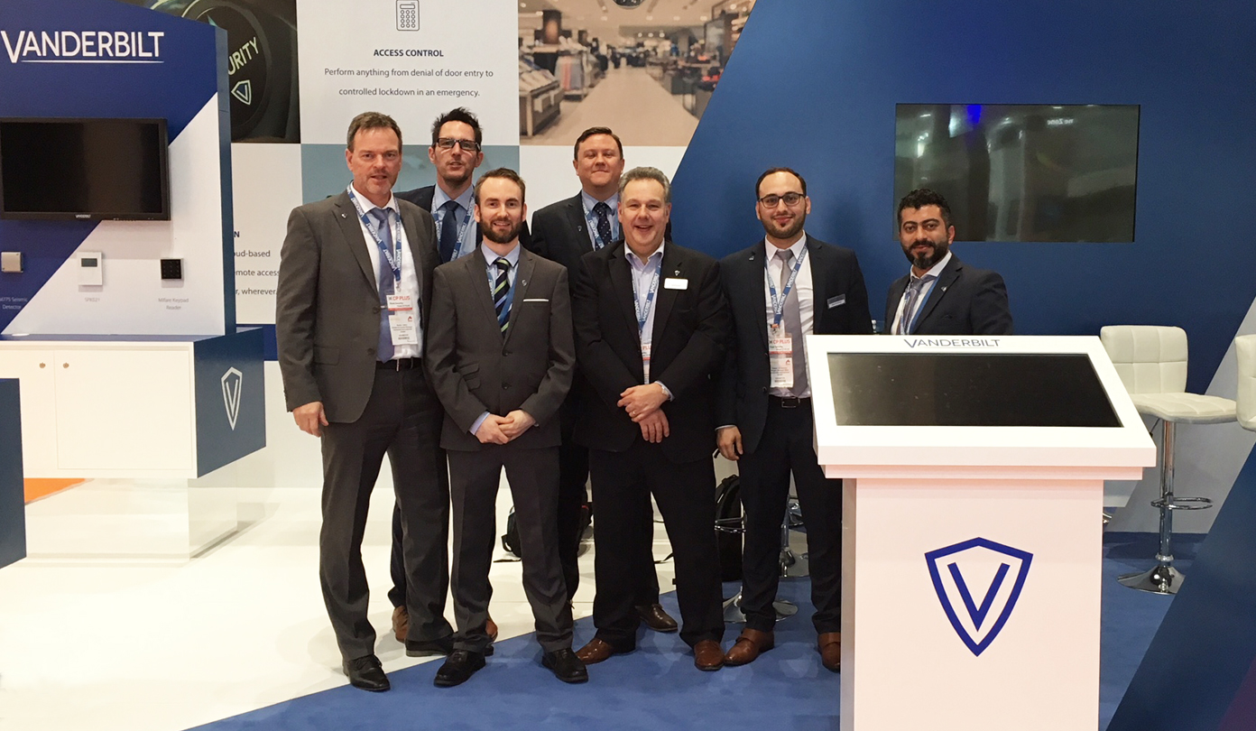 Vanderbilt Industries at Intersec 2018